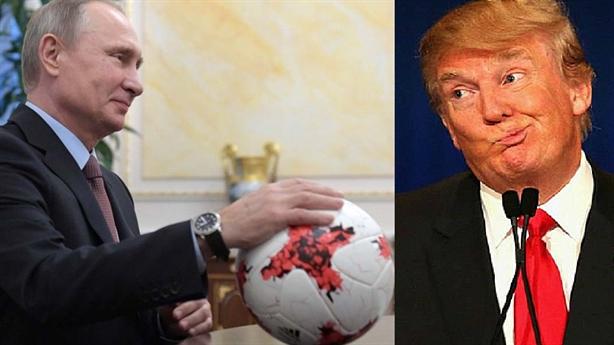 Nga sẵn lòng mời Tổng thống Mỹ tới dự World Cup 2018