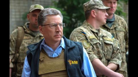 Mỹ chuẩn bị đối đầu trực diện Nga ở đông Ukraine?