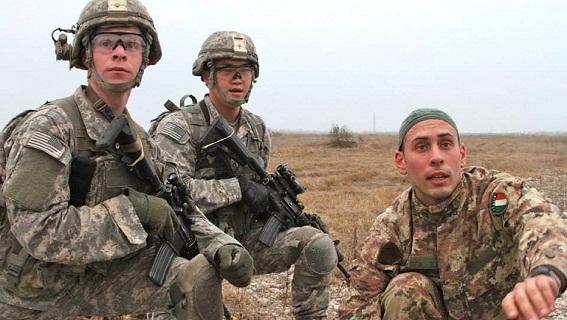 Lính Ý vào Deir-Ezzor, khủng bố đánh chiếm Aleppo và Palmyra
