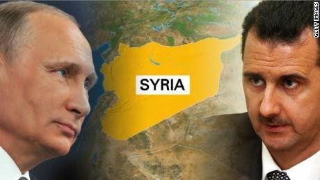 Xé lệnh ngừng bắn ở Nam Syria, ông Putin bị làm khó?