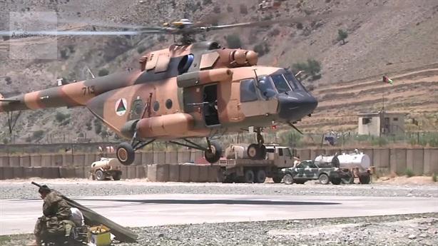 Thừa nhận cay đắng của Mỹ sau khi ép Afghanistan bỏ Mi-17