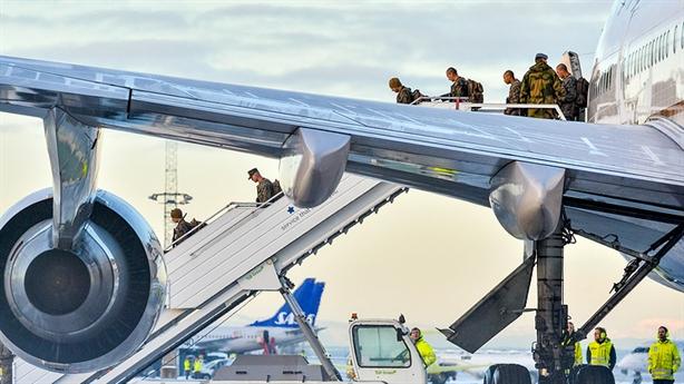 NATO tăng sườn Bắc, Nga nhắc nhở nhẹ Na Uy