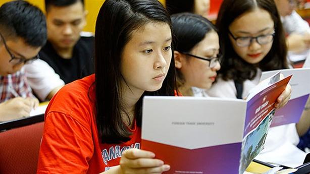Dặn trường đại học đừng tuyển sinh vơ vét: Hỏi ngược!