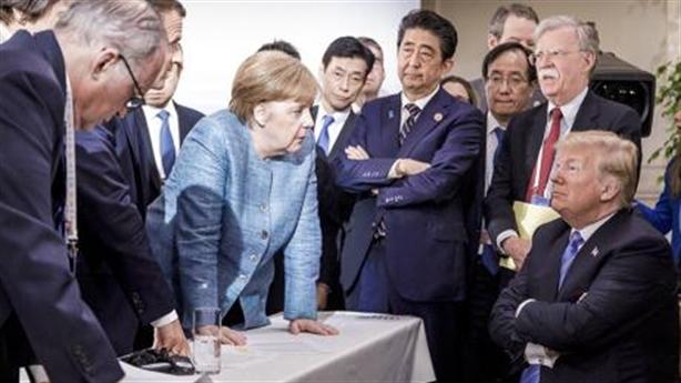 Ông Trump làm G7 tức giận: Ai tạo ra khủng bố?