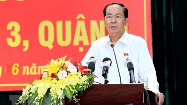 Chủ tịch nước nói về đặc khu và an ninh mạng