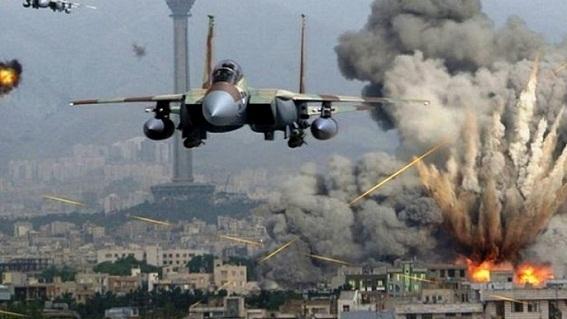 Máy bay Israel mật tập ban đêm, giết 52 binh sĩ Syria?