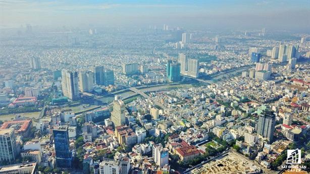 Điều chỉnh quy hoạch sử dụng đất TP.HCM và Kiên Giang