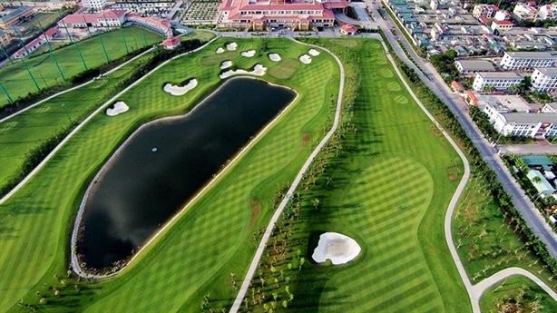 Him Lam muốn chuyển đất sân golf sang nhà ở: Không nên!