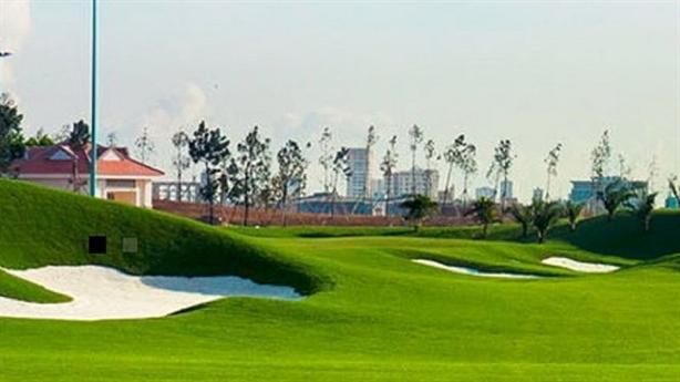 Xin chuyển đất sân golf sang nhà ở: Phá vỡ quy hoạch?