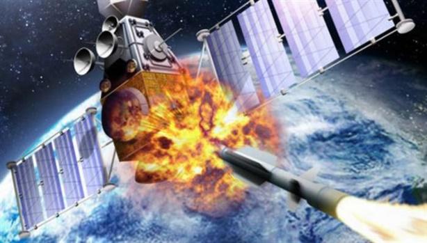 Mỹ khởi động 'Chiến tranh giữa các vì sao'
