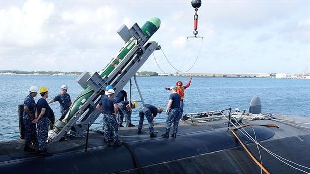 Ngư lôi mới của Mỹ không đủ tầm dọa Nga