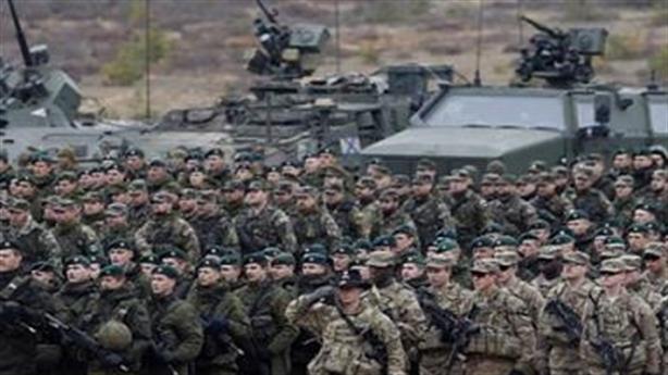 Nga tích cực tăng cường sức mạnh quân đội