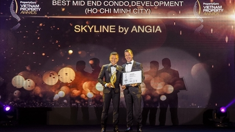 An Gia nhận giải thưởng danh giá PropertyGuru Vietnam Property Awards