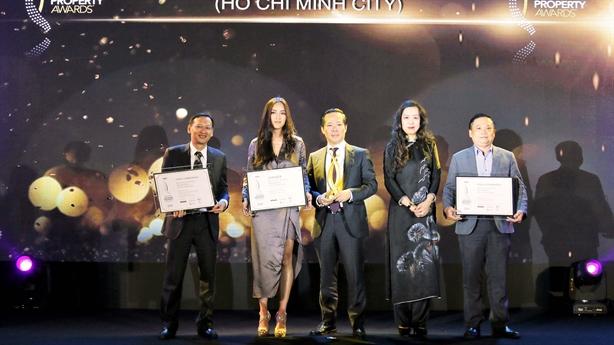 The Venica vinh dự đạt giải thưởng PropertyGuru Vietnam Property Awards 2018