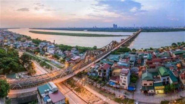 Đề xuất làm cáp treo vượt sông Hồng