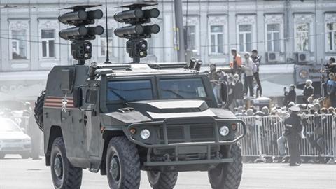 Nga bất ngờ bơm thêm sát thủ Kornet-D cho SAA
