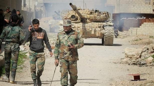 SAA chia nhiều cánh quân tấn công bắc Daraa