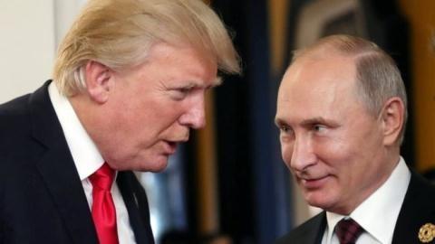 Tổng thống Trump mập mờ công nhận Crimea thuộc Nga
