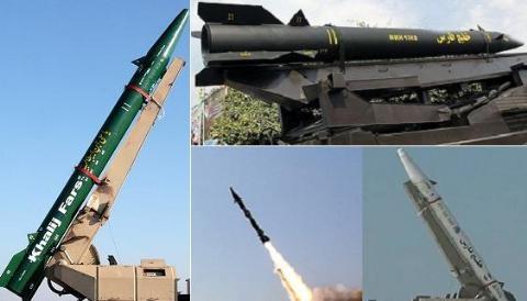 Al-Quds lấn sân châu Âu, Iran mua vật liệu tên lửa Đức