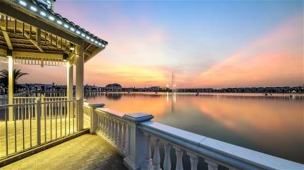 Hè về trên khu đô thị tốt nhất Việt Nam