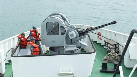 Việt Nam trang bị pháo 23mm-2ML cho tàu CSB
