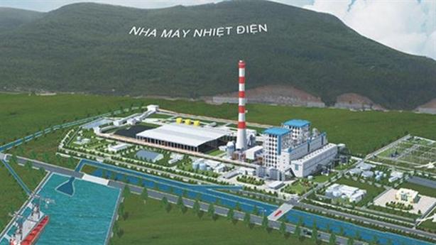 Bộ KH-ĐT 'từ chối' BOT nhiệt điện Vũng Áng II