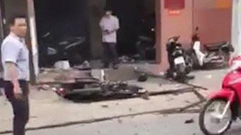 Khủng bố nổ trụ sở CA: Lộ danh tính kẻ cầm đầu