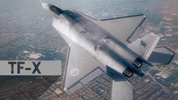 Thổ tăng tốc phát triển TF-X phòng Mỹ bất trắc