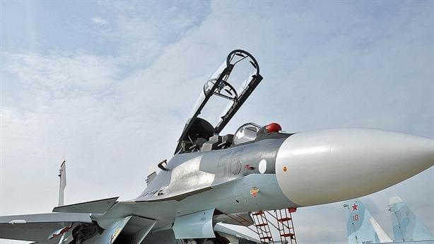 Nga dùng Su-30SM đối đầu với F-22, F-35 của Mỹ