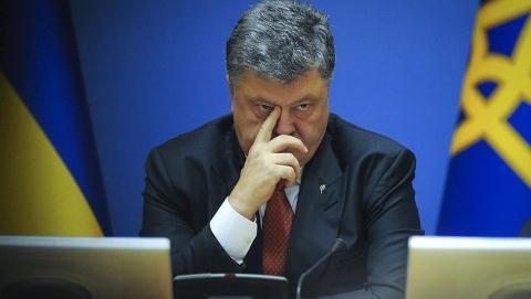 Ukraine: Sợ thua, Poroshenko muốn chiến tranh để huỷ bầu Tổng thống?