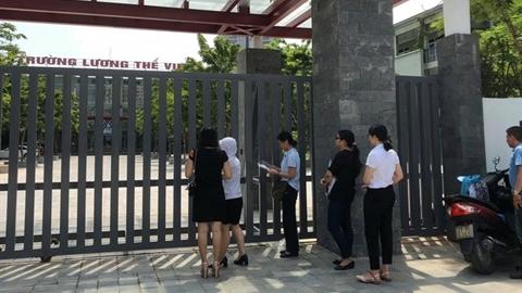 Trường Lương Thế Vinh không trả lại tiền: Sở lên tiếng
