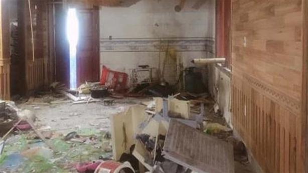 Nổ lớn ở ngôi nhà 5 tầng: Kích nổ bằng điện thoại?