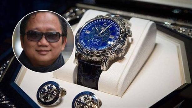 Trịnh Xuân Thanh xài đồng hồ 39 tỷ đồng: Khủng khiếp!
