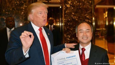 Cuộc chiến thương mại Mỹ Trung: Ông Trump lộ yết hầu?