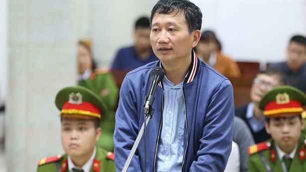 Trịnh Xuân Thanh xài đồng hồ 39 tỷ đồng: Thảng thốt!