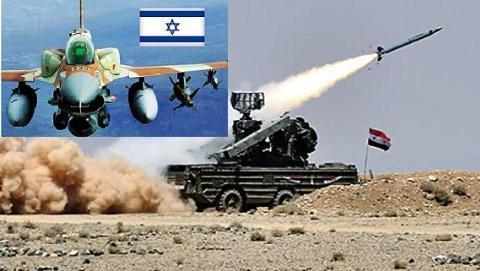 Đột kích sân bay T-4: Israel nhận thêm trái đắng?