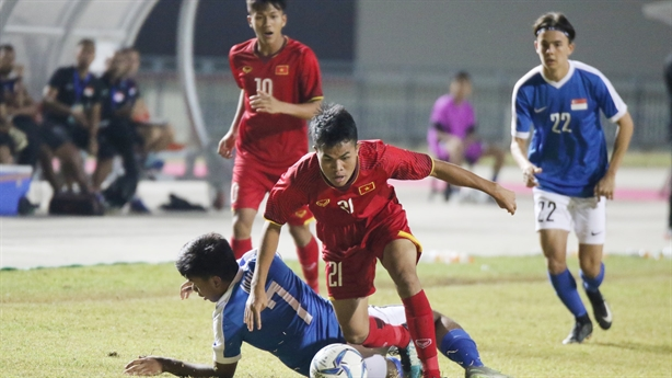U19 Việt Nam thất bại: Thầy Tuấn đã hết cách?