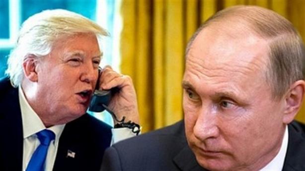 """Đề xuất ông Trump """"đổi Ukraine lấy Syria"""""""
