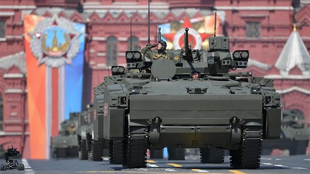 Phương Tây đánh giá xe chiến đấu tương lai Nga thê thảm