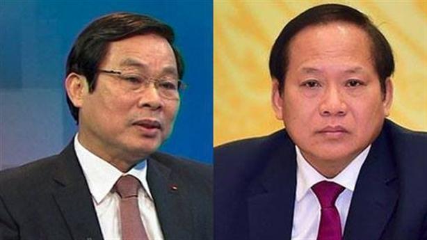 Ông Trương Minh Tuấn nhận kỷ luật Đảng