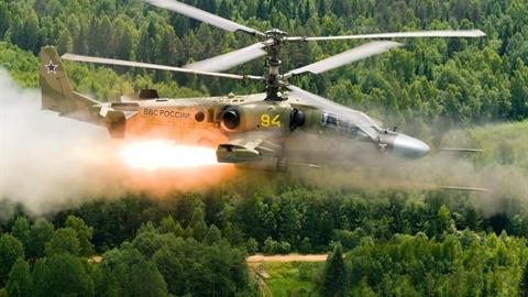 Đưa tên lửa đối không lên trực thăng: Mỹ học Nga