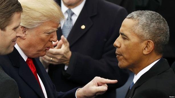 Đằng sau lời Trump trách Obama kém cỏi để mất Crimea