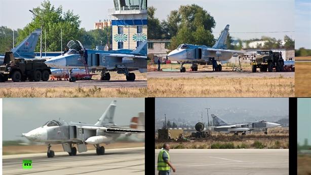 Nga bất ngờ rút thêm 35 máy bay khỏi Syria