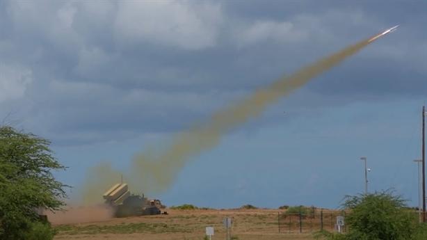 Tên lửa bờ thế hệ 5 Mỹ xé mục tiêu trong RIMPAC-2018