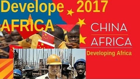Trung Quốc là 'món quà từ thiên đường' tại châu Phi?