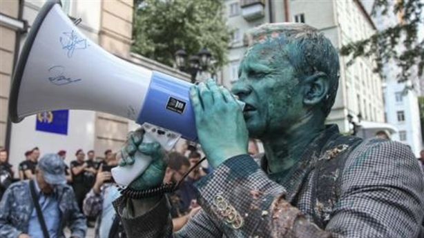 Ông Poroshenko đang dần loại mình khỏi bàn cờ chính trị Ukraine?