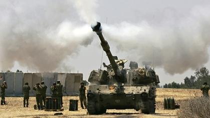 Israel mở rộng quyền khai chiến, phong tỏa năng lượng dải Gaza