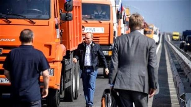 EU trừng phạt các thể nhân xây cầu Crimea, Ukraine nuôi mộng?
