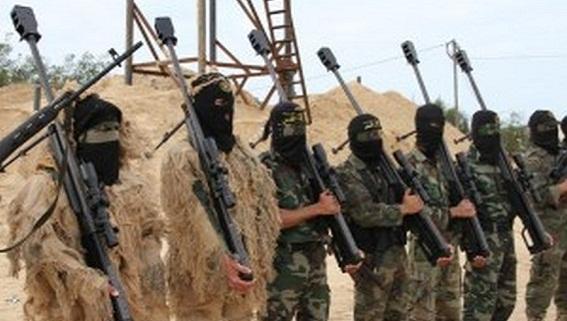 Israel lo sợ lính bắn tỉa Hamas và súng AM-50 Sayyad Iran