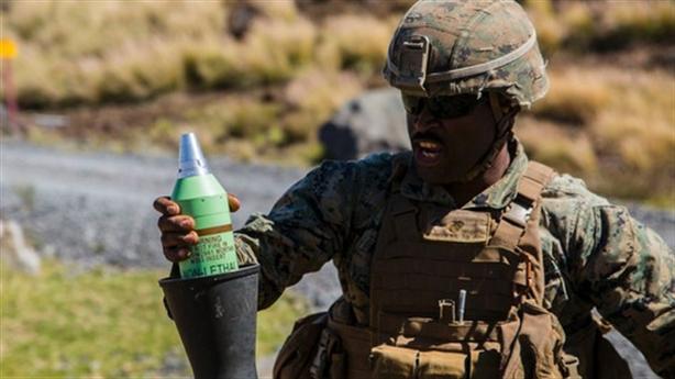 Mỹ thử thành công đạn cối khiến cả đội quân tê liệt